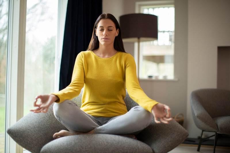 meditacija, disanje, vježbe disanja